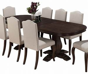 Jofran 634-102 Dining Table with Butterfly Leaf