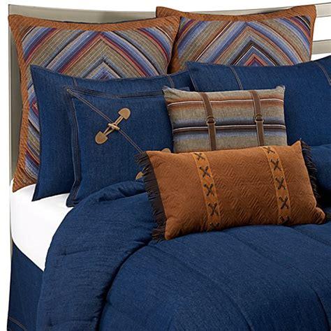 denim blue comforter set bed bath beyond