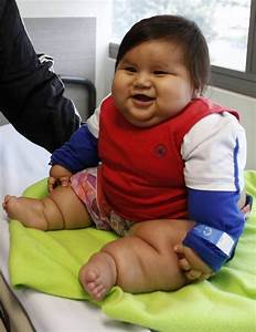 World's Fattest Baby? 8-Month-Old Weighs Astonishing 19 ...