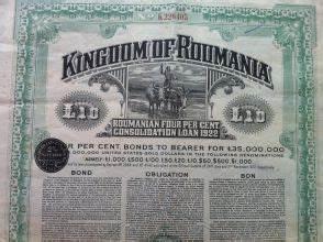 2500 Livres En Euros : quelle est la valeur des emprunts de roumanie ~ Melissatoandfro.com Idées de Décoration