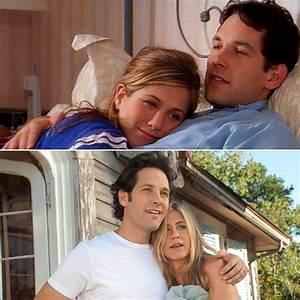 Jennifer Aniston and Paul Rudd | Movie Couples: Stars Who ...