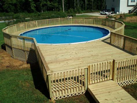 ground pool decks pictures home design ideas