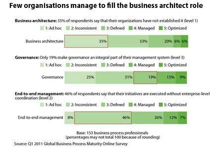 business architect role  vital  business process