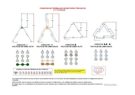 conexion de motor monofasico de 6 terminales yoreparo download app co