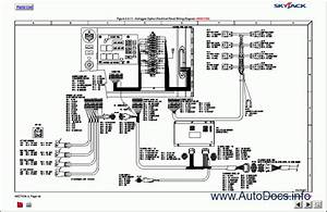 Skyjack 3219 Wiring Diagram