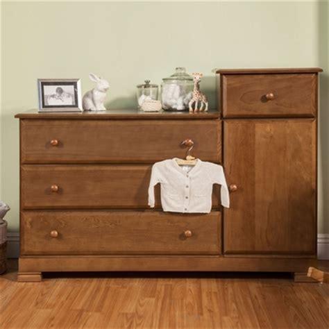 davinci kalani combo dresser in chestnut free shipping