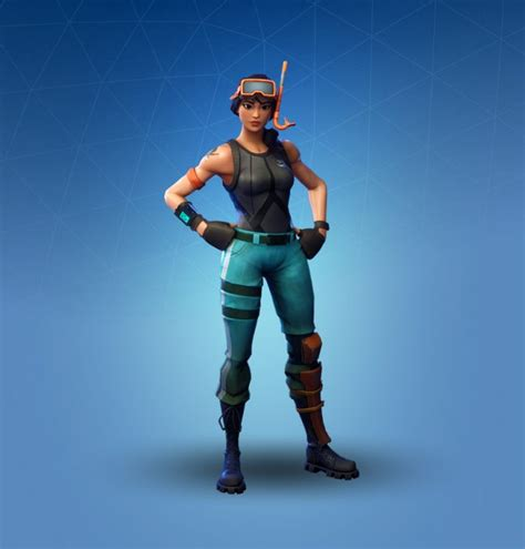 snorkel ops fortnite outfit skin    news