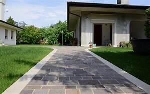 Pavimenti in porfido a Vicenza e Verona: realizzazioni e
