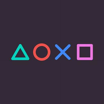 Playstation Loop Gamer Ps4 Games Logos Friends