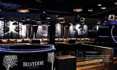 Nightclub Club Harem Night Curtains Wallpapers Custom