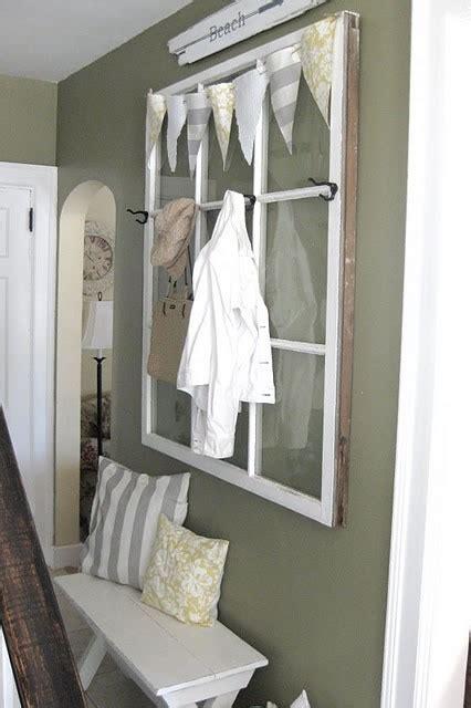 propuestas  decorar  ventanas viejas