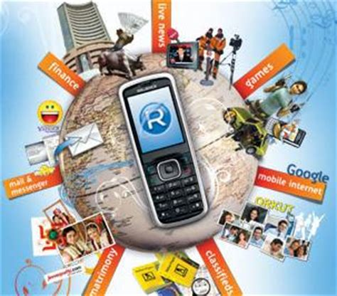 mobile vas companies reliance to launch all value added service at rs 1