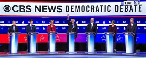 video democratic party debate  south carolina flad