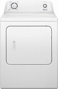 Amana Ned4655ew 29 Inch 6 5 Cu  Ft  Electric Dryer With 11