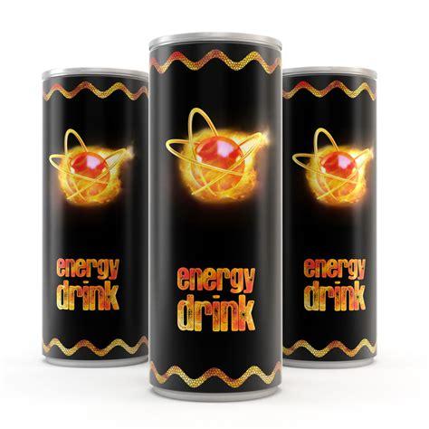 list  energy drinks