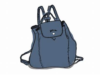 Backpack Longchamp Le Pliage Cuir Xs Bagaholicboy