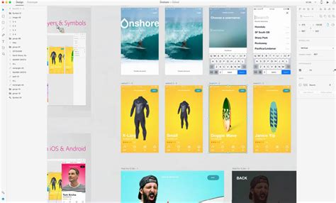 adobe xd templates adobe xd adds mobile windows apps collaboration features