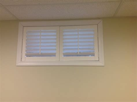 High Quality Blinds For Basement Windows #10 Basement
