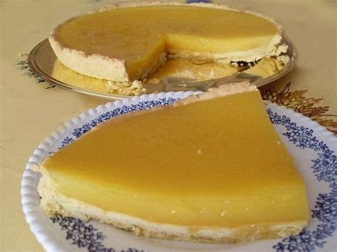 tarte au citron pate a tarte maison