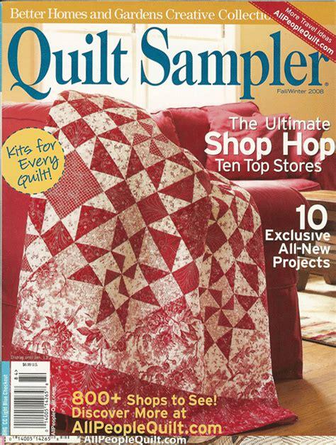 quilt sler magazine subscription