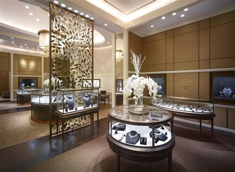 Dhamani 1969 jewelry boutique by Callison, Dubai ? U.A.E