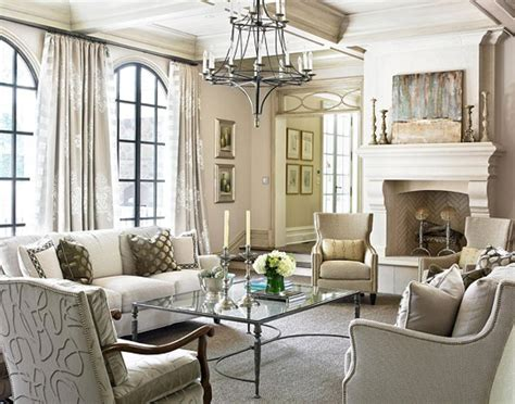 Traditional Living Room : Gorgeous Interiors-design Ideas