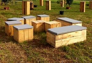Palette Bois Pas Cher : meuble en palette bois occasion ~ Premium-room.com Idées de Décoration