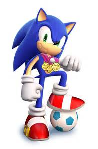 Mario and Sonic at the London Olympic Games