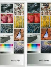 Epson Printer Test Page