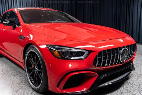 I get it that it's just a light refresh of an already. New 2019 Mercedes-Benz GT-Class AMG® 63 4MATIC® in ...