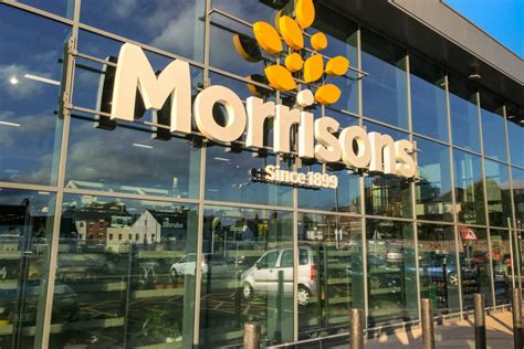morrisons retail delivery amazon