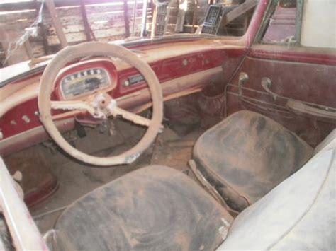 renault caravelle interior 1961 renault caravelle barn find
