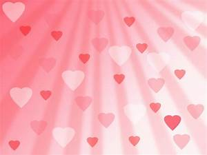 Pink Hearts Background Free Stock Photo - Public Domain ...