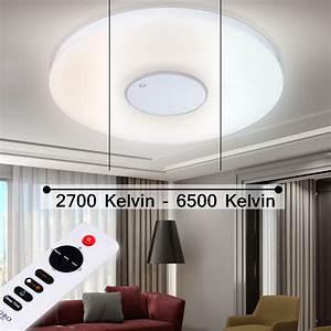 Led Deckenleuchte Rund : led 35 watt deckenleuchte deckenlampe lampe metall rund ~ Lateststills.com Haus und Dekorationen