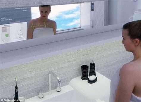The Smart Bathroom Of The Future  Impact Lab