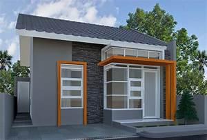 21 Model Rumah Sederhana Tapi Kelihatan Mewah Terbaru 2018 ...