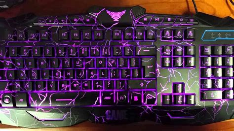 gaming in color gaming producer ebay color changing led