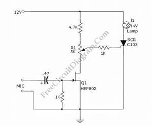 index 6 led and light circuit circuit diagram seekiccom With dark and light activated relay circuit diagram