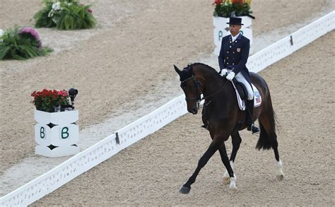 equestrians finest put spectacular show rio olympic news