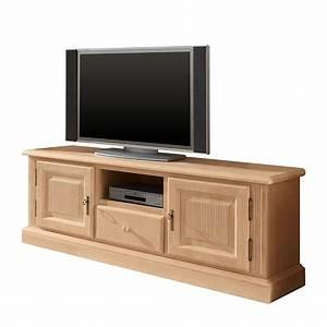 Tv Günstig Kaufen : tv lowboard breddin i pinie massiv landhaus classic g nstig kaufen ~ Frokenaadalensverden.com Haus und Dekorationen