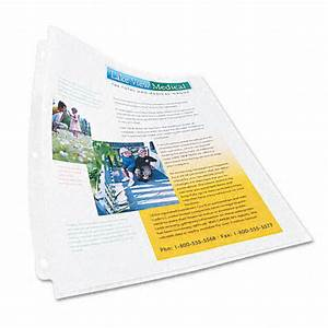 new avery clear vinyl sheet protectors letter size 50pk With letter size sheet protectors