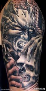 Demon Tattoos and Designs| Page 158