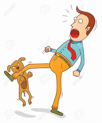 Biting Sentence Dog Clipart Naughty Clip Bite
