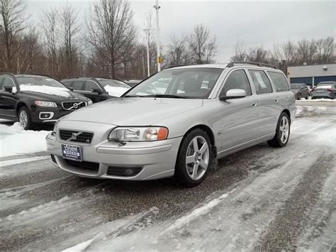 I Have A 2005 Volvo V70 R With