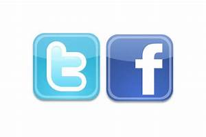 Twitter And Facebook Logo - ClipArt Best