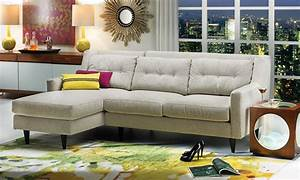 Haynes Furniture Del Rey Chaise Sectional Sofa