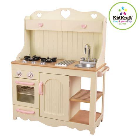 cuisine en bois janod childrens kitchen sets kitchen designer