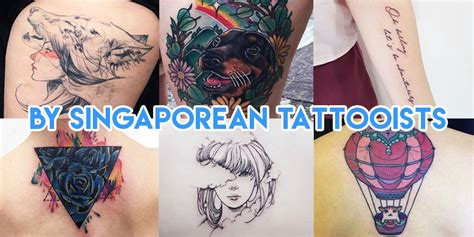 singapore based tattoo artists     ink spired