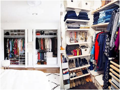 organizzare un armadio 10 consigli su come organizzare un armadio the style fever