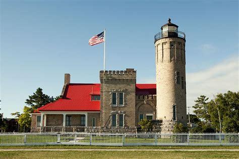 mackinac point lighthouse mackinac state historic parks